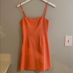 French Connection Coral Mini Dress Sz 2
